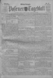 Posener Tageblatt 1911.02.15 Jg.50 Nr78