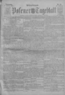 Posener Tageblatt 1911.02.16 Jg.50 Nr80
