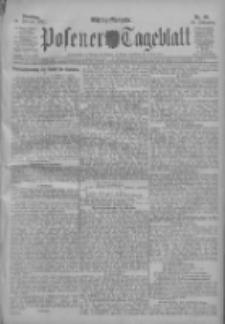 Posener Tageblatt 1911.02.21 Jg.50 Nr88