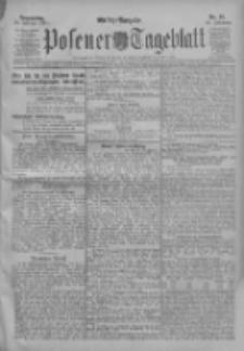 Posener Tageblatt 1911.02.23 Jg.50 Nr92