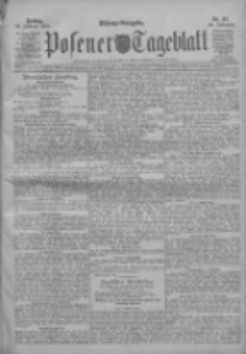 Posener Tageblatt 1911.02.24 Jg.50 Nr94