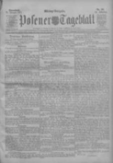 Posener Tageblatt 1911.02.25 Jg.50 Nr96