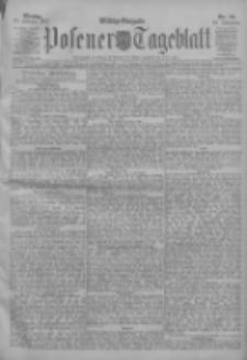 Posener Tageblatt 1911.02.27 Jg.50 Nr98