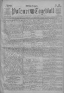Posener Tageblatt 1911.03.01 Jg.50 Nr102
