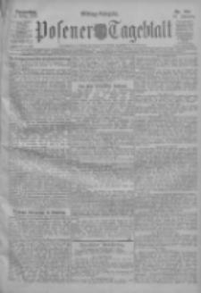 Posener Tageblatt 1911.03.02 Jg.50 Nr104