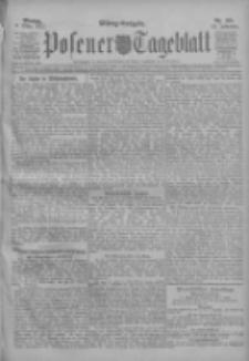 Posener Tageblatt 1911.03.06 Jg.50 Nr110