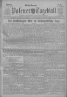 Posener Tageblatt 1911.03.08 Jg.50 Nr114