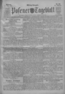 Posener Tageblatt 1911.03.15 Jg.50 Nr126