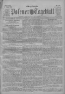 Posener Tageblatt 1911.03.16 Jg.50 Nr128