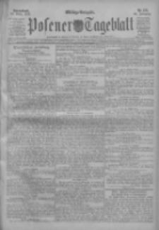 Posener Tageblatt 1911.03.18 Jg.50 Nr132