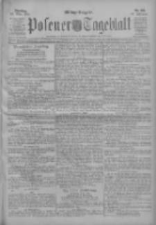 Posener Tageblatt 1911.03.21 Jg.50 Nr136