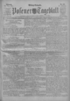 Posener Tageblatt 1911.03.22 Jg.50 Nr138