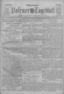 Posener Tageblatt 1911.03.23 Jg.50 Nr140