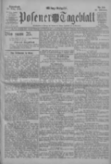 Posener Tageblatt 1911.03.25 Jg.50 Nr144