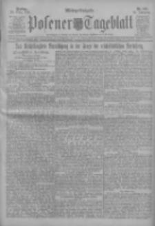 Posener Tageblatt 1911.03.24 Jg.50 Nr142