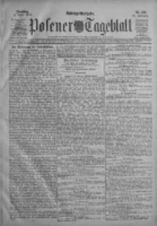 Posener Tageblatt 1911.04.04 Jg.50 Nr160