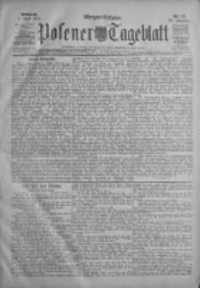 Posener Tageblatt 1911.04.05 Jg.50 Nr161