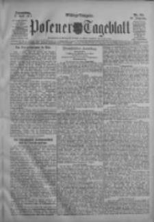 Posener Tageblatt 1911.04.06 Jg.50 Nr164