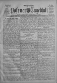 Posener Tageblatt 1911.04.08 Jg.50 Nr168