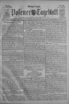 Posener Tageblatt 1911.04.09 Jg.50 Nr169