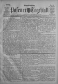 Posener Tageblatt 1911.04.11 Jg.50 Nr171