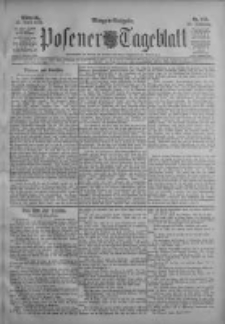 Posener Tageblatt 1911.04.12 Jg.50 Nr173