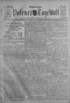 Posener Tageblatt 1911.04.18 Jg.50 Nr180