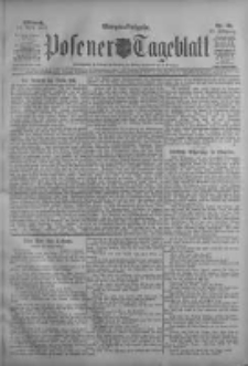 Posener Tageblatt 1911.04.19 Jg.50 Nr181