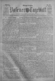 Posener Tageblatt 1911.04.19 Jg.50 Nr182