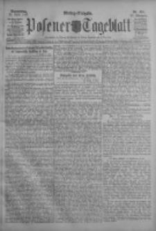 Posener Tageblatt 1911.04.20 Jg.50 Nr184