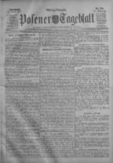 Posener Tageblatt 1911.04.22 Jg.50 Nr188