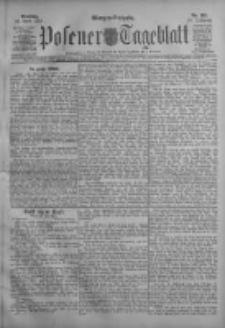 Posener Tageblatt 1911.04.25 Jg.50 Nr191