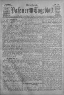 Posener Tageblatt 1911.04.26 Jg.50 Nr194