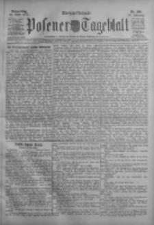 Posener Tageblatt 1911.04.27 Jg.50 Nr195
