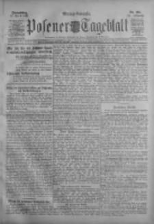 Posener Tageblatt 1911.04.27 Jg.50 Nr196