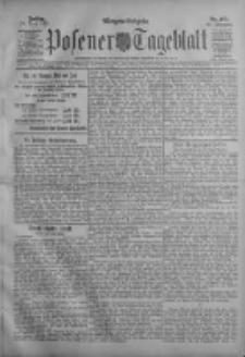Posener Tageblatt 1911.04.28 Jg.50 Nr197