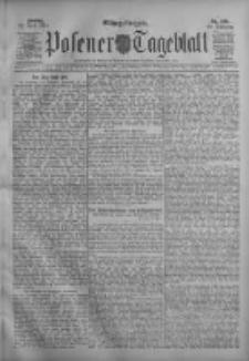 Posener Tageblatt 1911.04.28 Jg.50 Nr198
