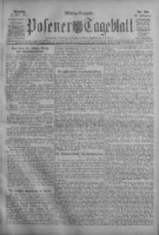 Posener Tageblatt 1911.05.02 Jg.50 Nr204