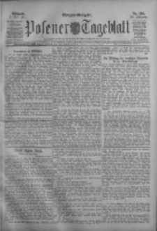 Posener Tageblatt 1911.05.03 Jg.50 Nr205