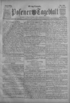 Posener Tageblatt 1911.05.04 Jg.50 Nr208