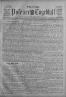 Posener Tageblatt 1911.05.05 Jg.50 Nr209