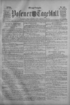 Posener Tageblatt 1911.05.05 Jg.50 Nr210