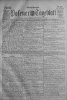 Posener Tageblatt 1911.05.06 Jg.50 Nr212