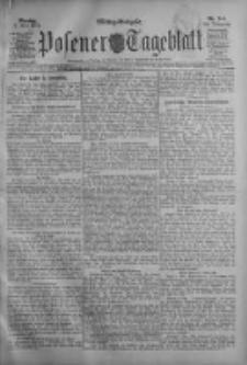 Posener Tageblatt 1911.05.08 Jg.50 Nr214