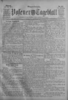 Posener Tageblatt 1911.05.10 Jg.50 Nr217