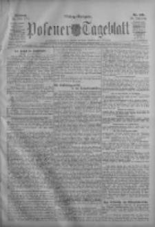 Posener Tageblatt 1911.05.10 Jg.50 Nr218