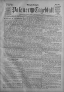 Posener Tageblatt 1911.05.11 Jg.50 Nr219