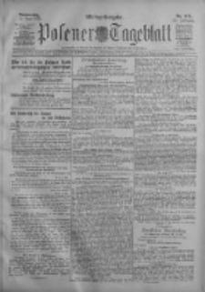 Posener Tageblatt 1911.05.11 Jg.50 Nr220