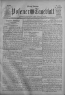 Posener Tageblatt 1911.05.12 Jg.50 Nr222