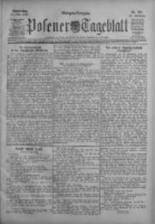 Posener Tageblatt 1911.05.18 Jg.50 Nr231